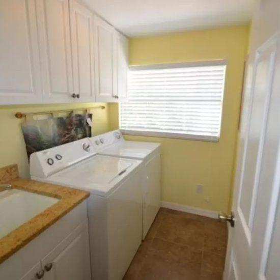 CSE Properties - Crystal Palms Laundry Room