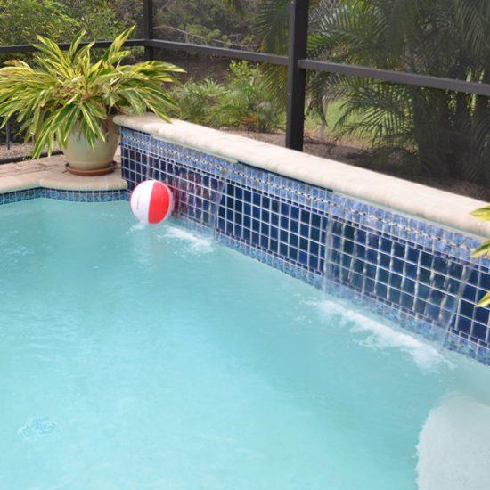 CSE Properties - Crystal Palms Pool Waterfall
