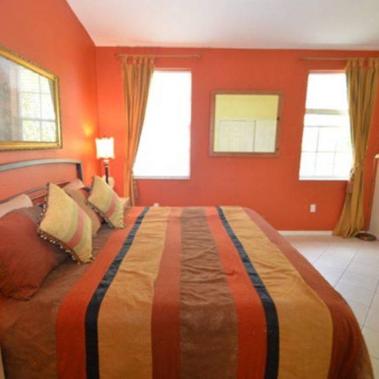 Easy Getaway Master Bedroom | CSE Properties, Naples, FL