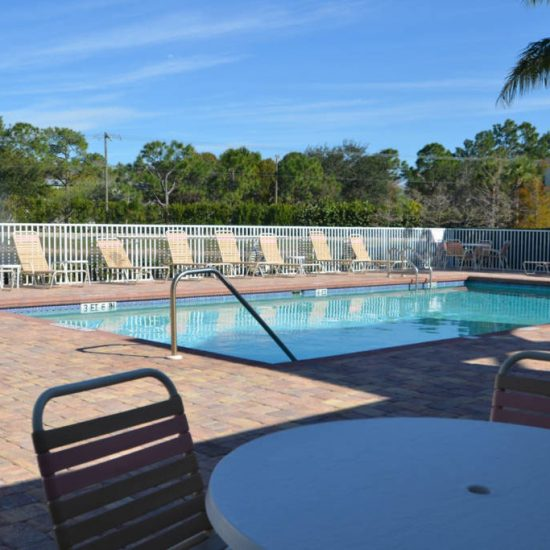 Easy Getaway Pool Lounges | CSE Properties, Naples, FL