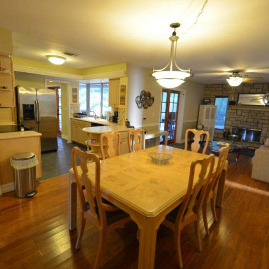 The Great Escape Dining Area | CSE Properties, Naples, FL