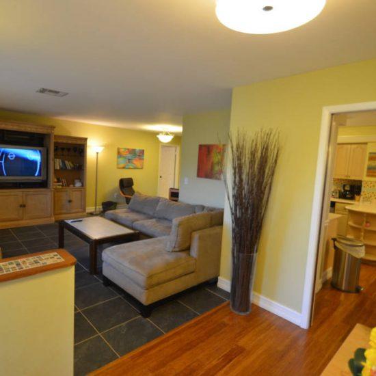 The Great Escape Entry Living Area | CSE Properties, Naples, FL