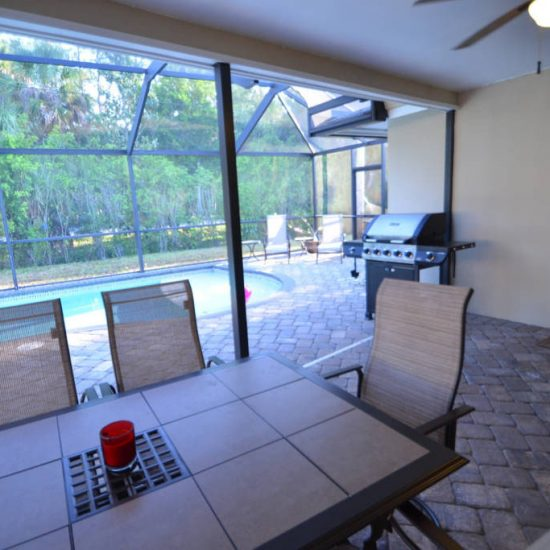 The Great Escape Outdoor Dining | CSE Properties, Naples, FL