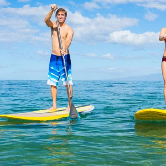 Stand Up Paddleboarding | CSE Properties, Naples, FL