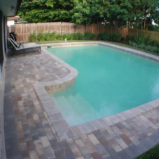 CSE Properties - Living In Paradise Pool Entrance
