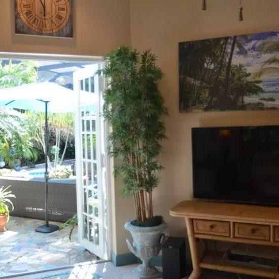 CSE Properties - Natalya's Tropical Estate Paradise Master Bedroom Walk Out