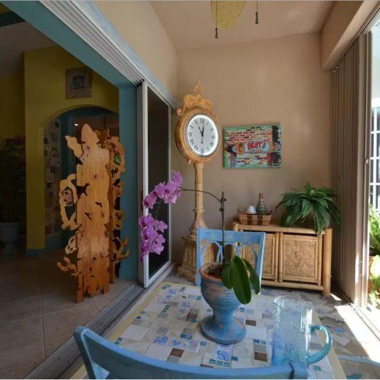 CSE Properties - Natalya's Tropical Estate Paradise Covered Lanai