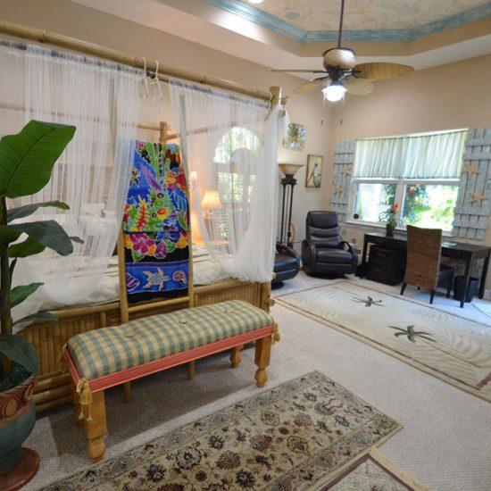 CSE Properties - Natalya's Tropical Estate Paradise Master Bedroom