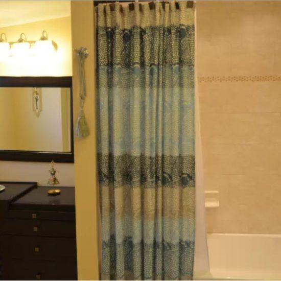 The Pelican Nest Master Bathroom | CSE Properties, Naples, FL