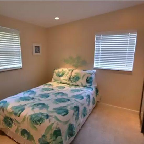 The Pelican Nest Guest Room | CSE Properties, Naples, FL