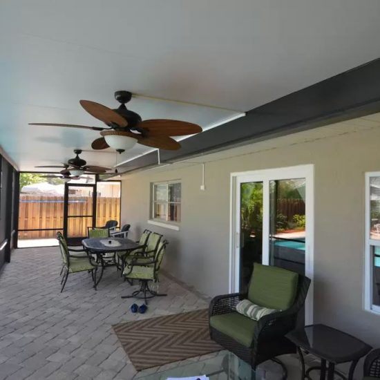 CSE Properties - Sundance Lanai with Insulated Ceiling