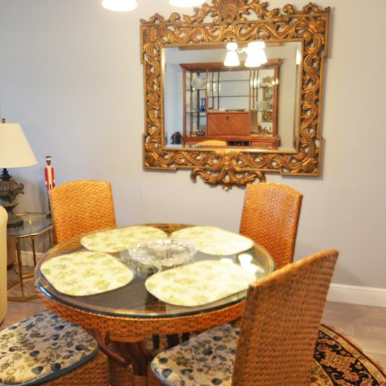 CSE Properties – Turtle Lakes Dining Area
