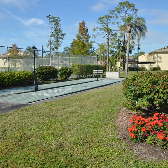 CSE Properties – Turtle Lakes Community Shuffleboard & Tennis Courts