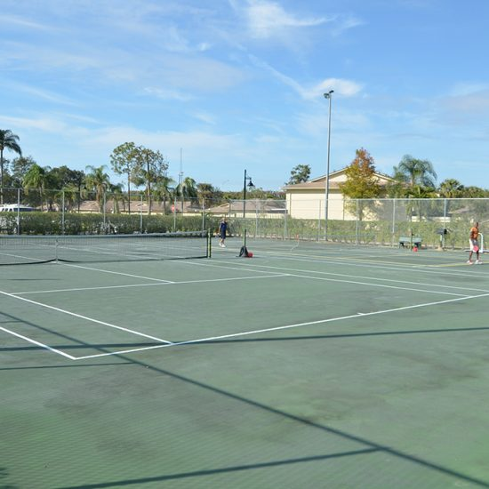 CSE Properties – Turtle Lakes Community Tennis Courts