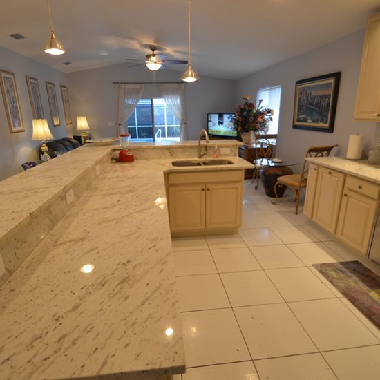 CSE Properties - Vanderbilt Vacation Villa Kitchen Counters