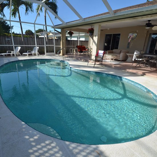 CSE Properties - Vanderbilt Vacation Villa Pool