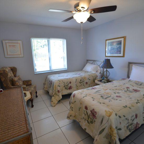 CSE Properties - Vanderbilt Vacation Villa Twin Beds